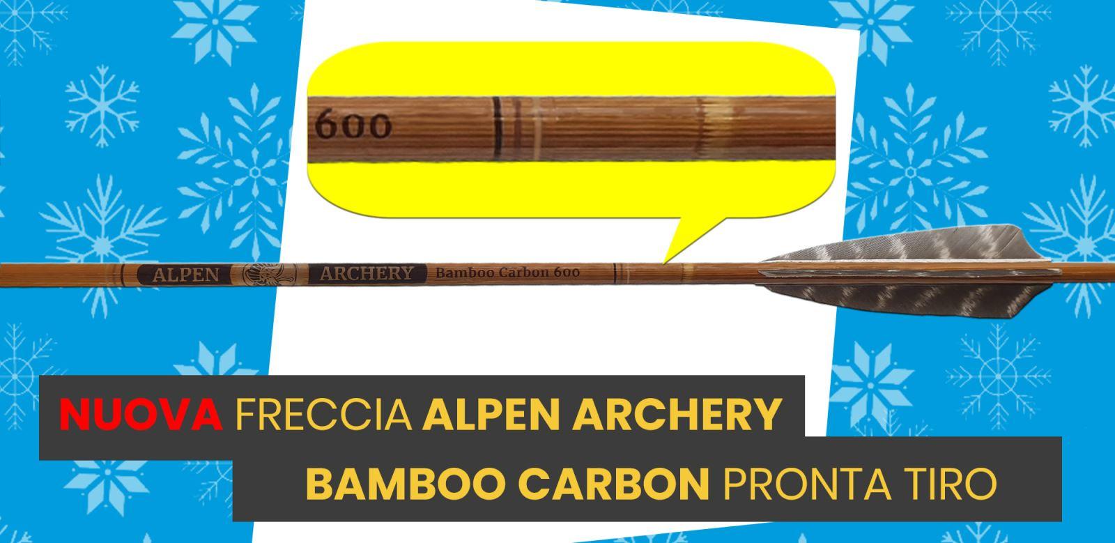 Nuova Freccia Disport Bamboo Carbon