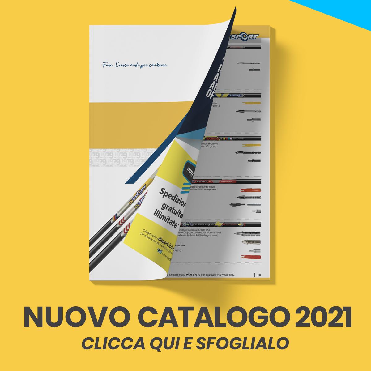 NUOVO CATALOGO DISPORT 2021