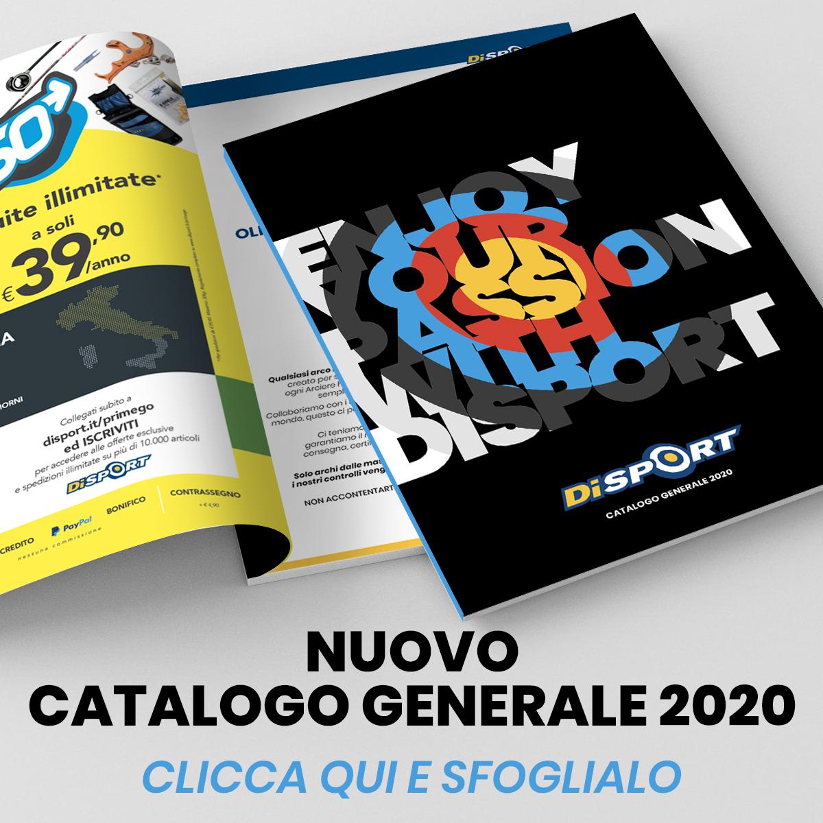 Catalogo Generale Disport Archi e Accessori 2020