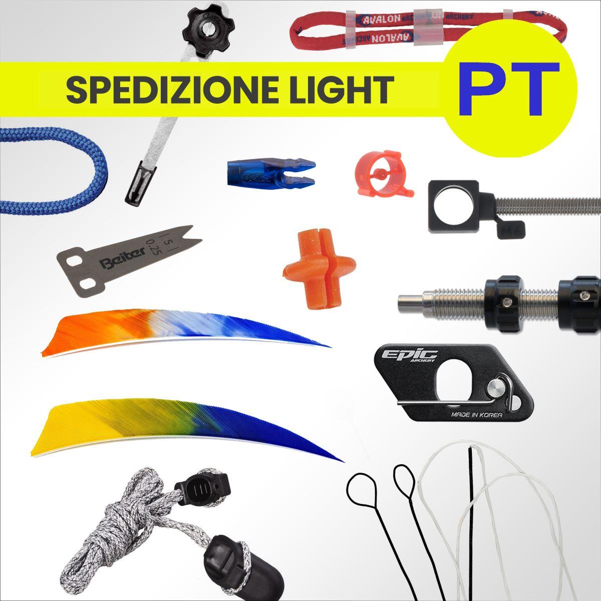 Scopri tutti i prodotti con spedizione light a soli 3 euro!