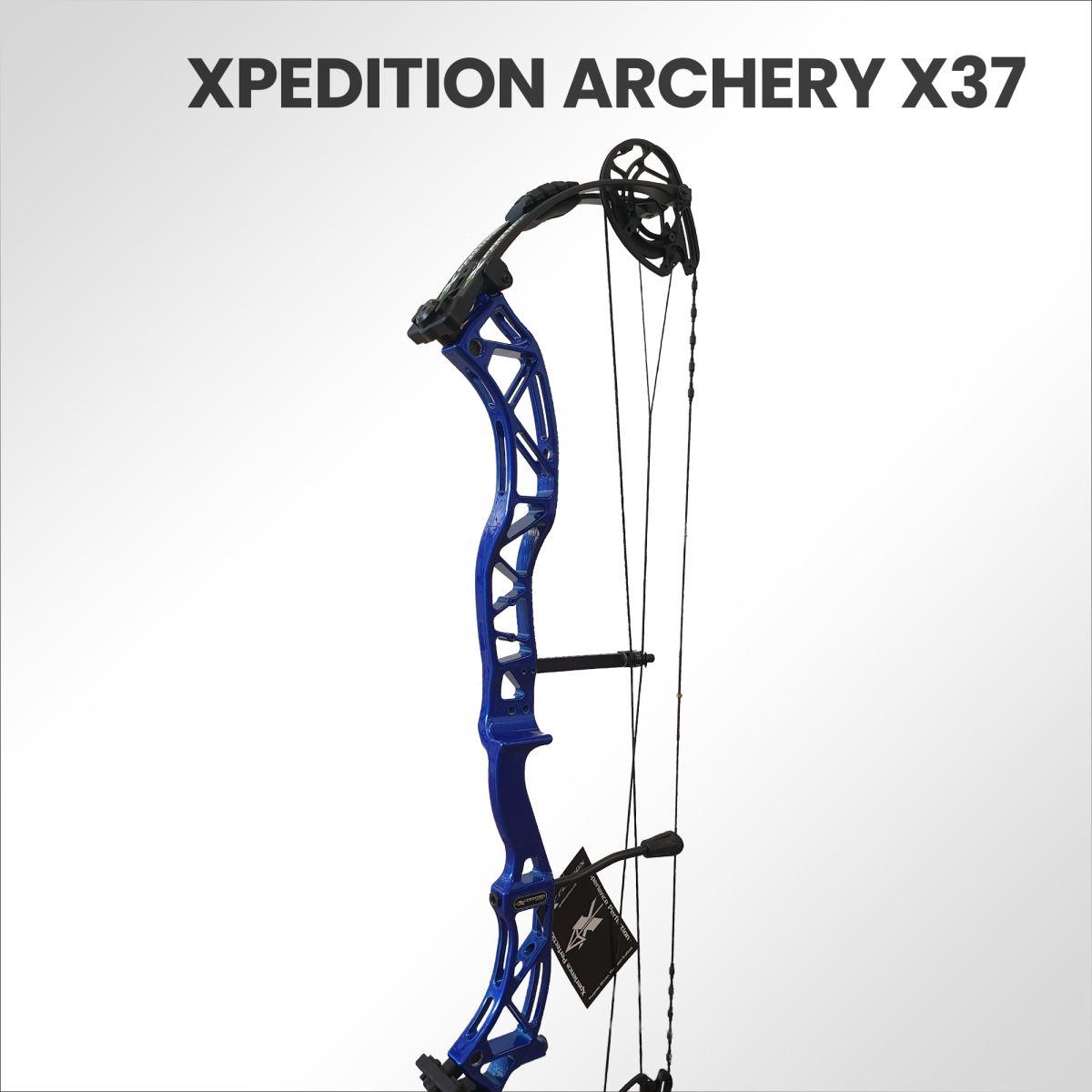 E' arrivato in anteprima Europea, il nuovo X37 Xpedition Archery. Scoprilo con noi!