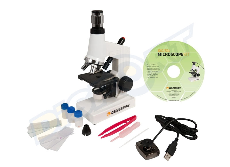 CELESTRON MICROSCOPIO DIGITALE 44320