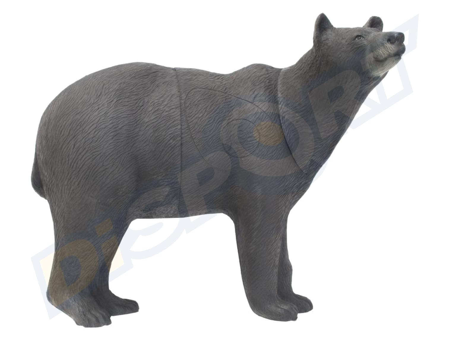 SRT TARGET 3D ORSO BRUNO 08470570