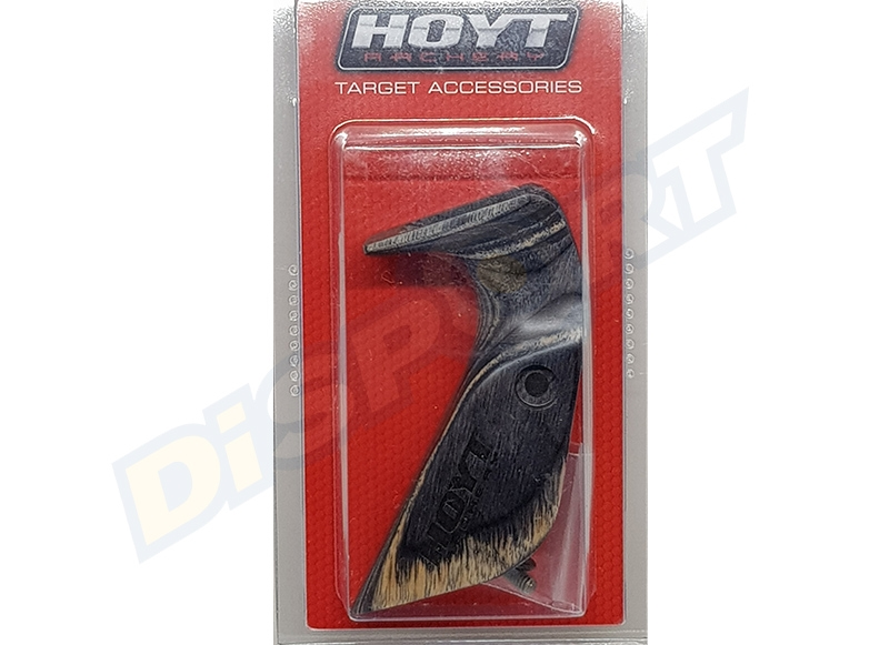 HOYT GRIP (A) HIGH WRIST GRIP IN LEGNO ALTA FORMULA