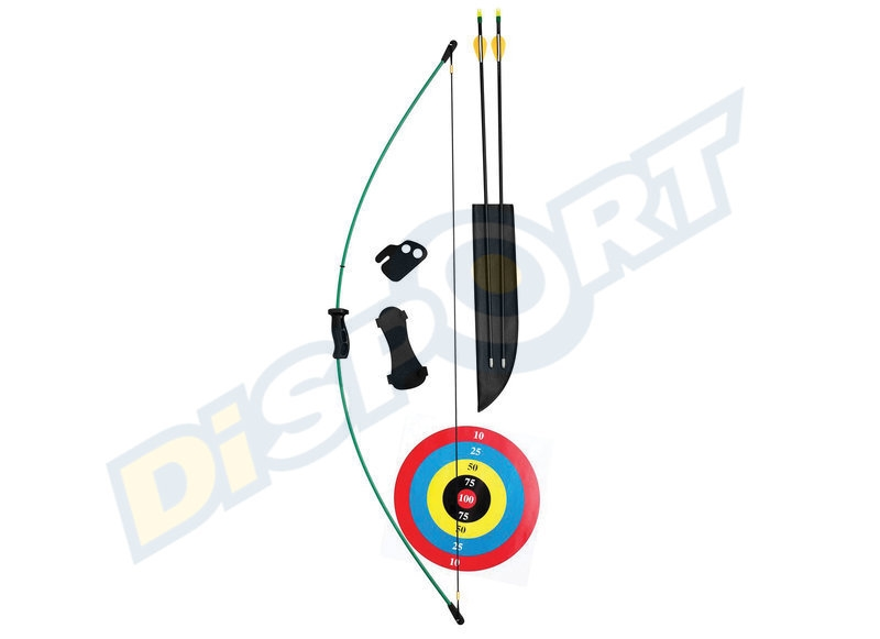 BEAR KIT ARCO YOUTH BOW SET WIZARD RH/LH