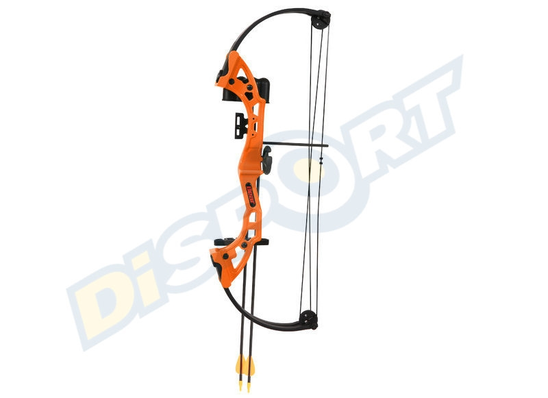BEAR ARCHERY YOUTH BOW SCUOLA COMPOUND PACKAGE BRAVE 3