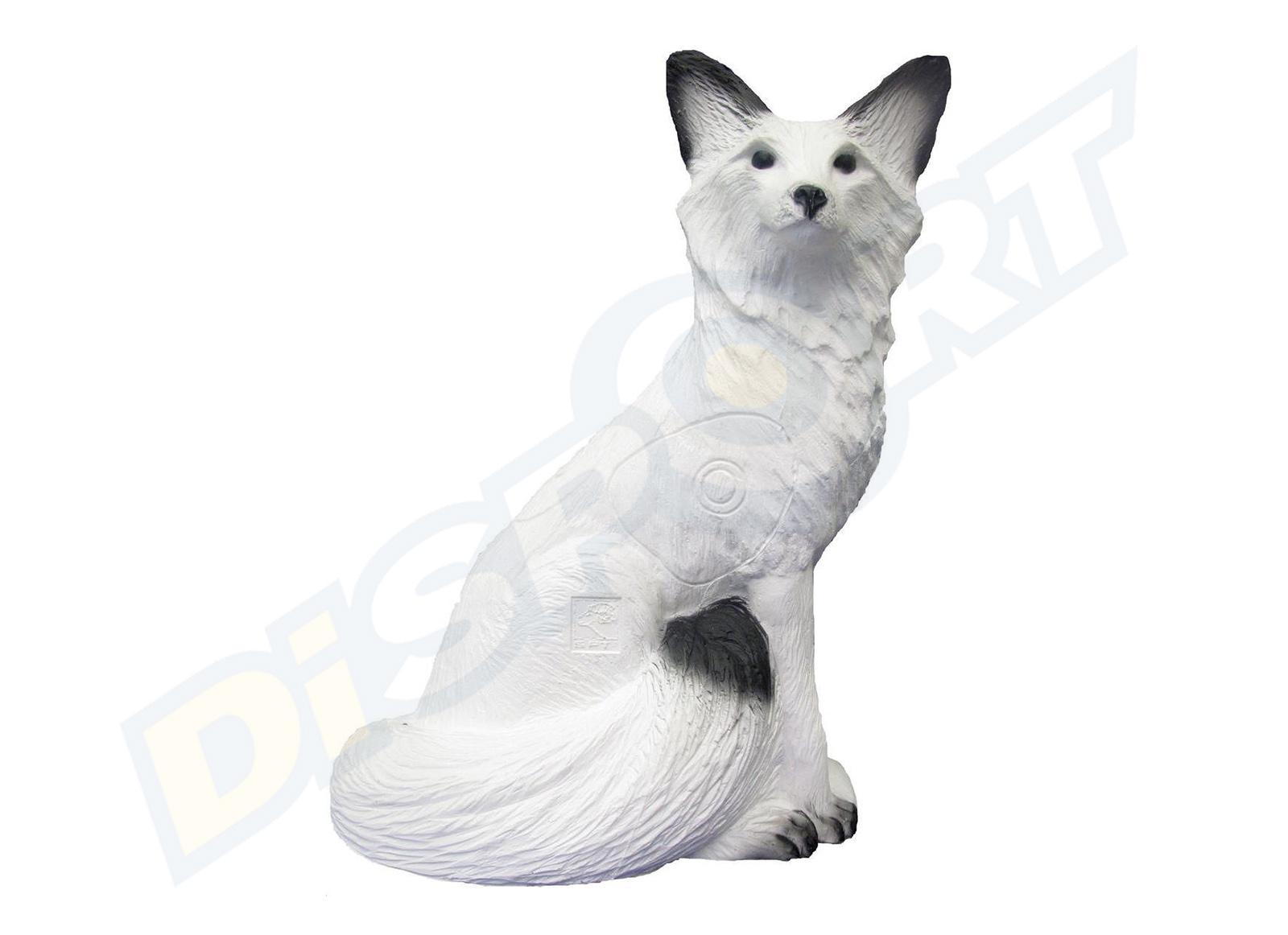SRT TARGET 3D VOLPE BIANCA 08479999