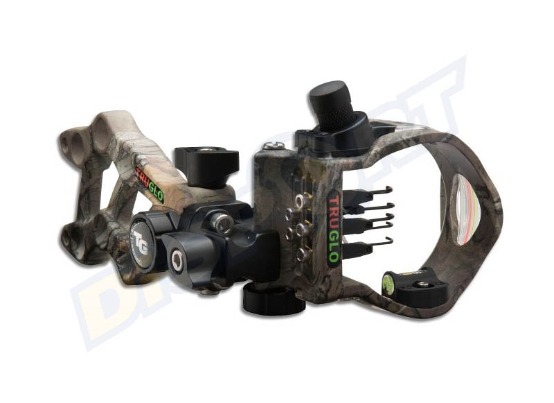 TRUGLO MIRINO RIVAL HUNTER 5PIN