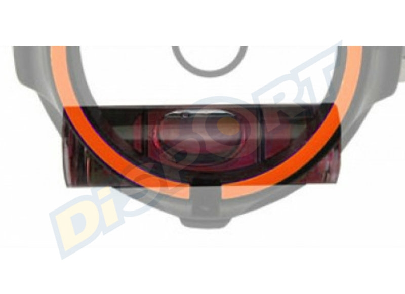 MERLIN LIVELLA PER SCOPE TEN ZONE RED