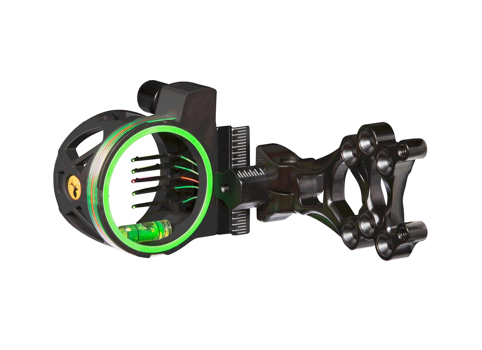TROPHY RIDGE MIRINO COMPOUND 3D VOLT 5 PIN 0.019'' RH/LH
