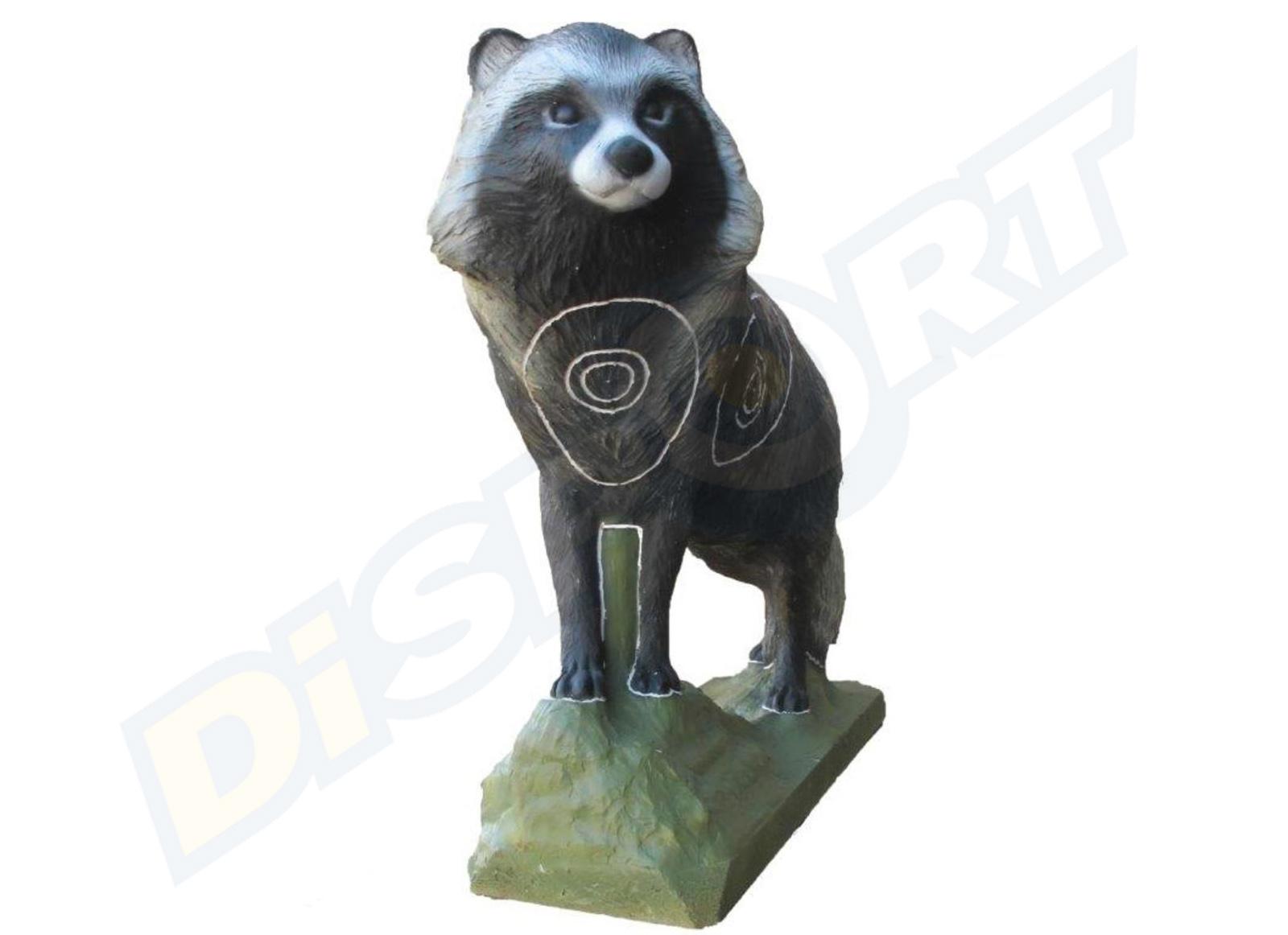 SRT TARGET 3D MURMASKY CANE PROCIONE 08471568