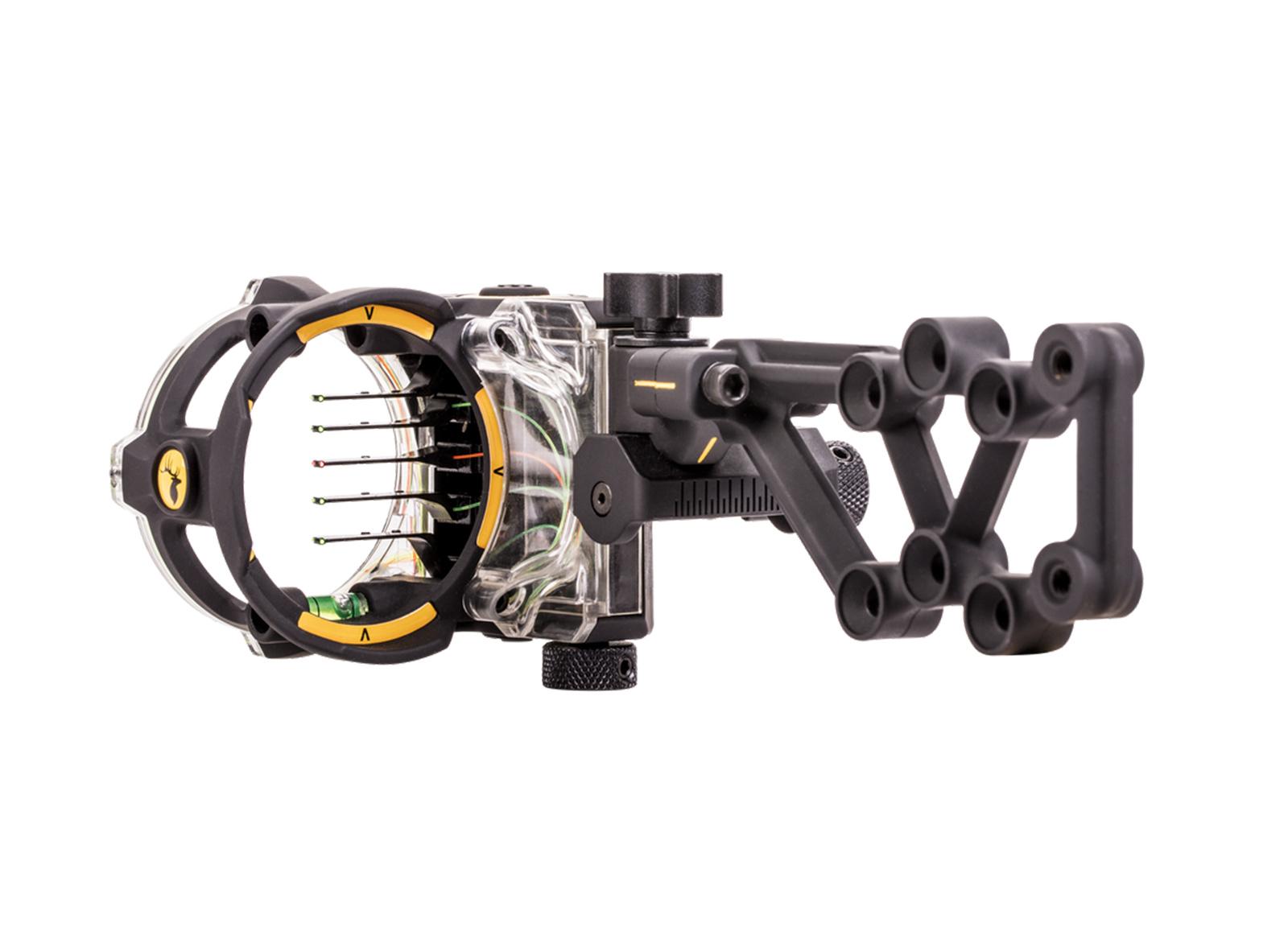 """TROPHY RIDGE MIRINO COMPOUND 3D REACT H5 PIN 0.019"""""""