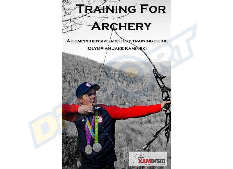 JAKE KAMINSKI LIBRO TRAINING FOR ARCHERY IN INGLESE