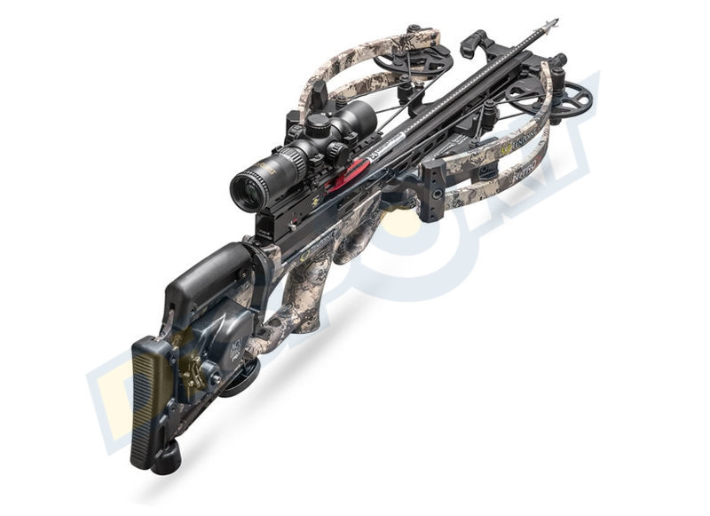 TEN POINT BALESTRA NITRO X RANGEMASTER PRO SCOPE ACUDRAW PACKAGE STANDARD