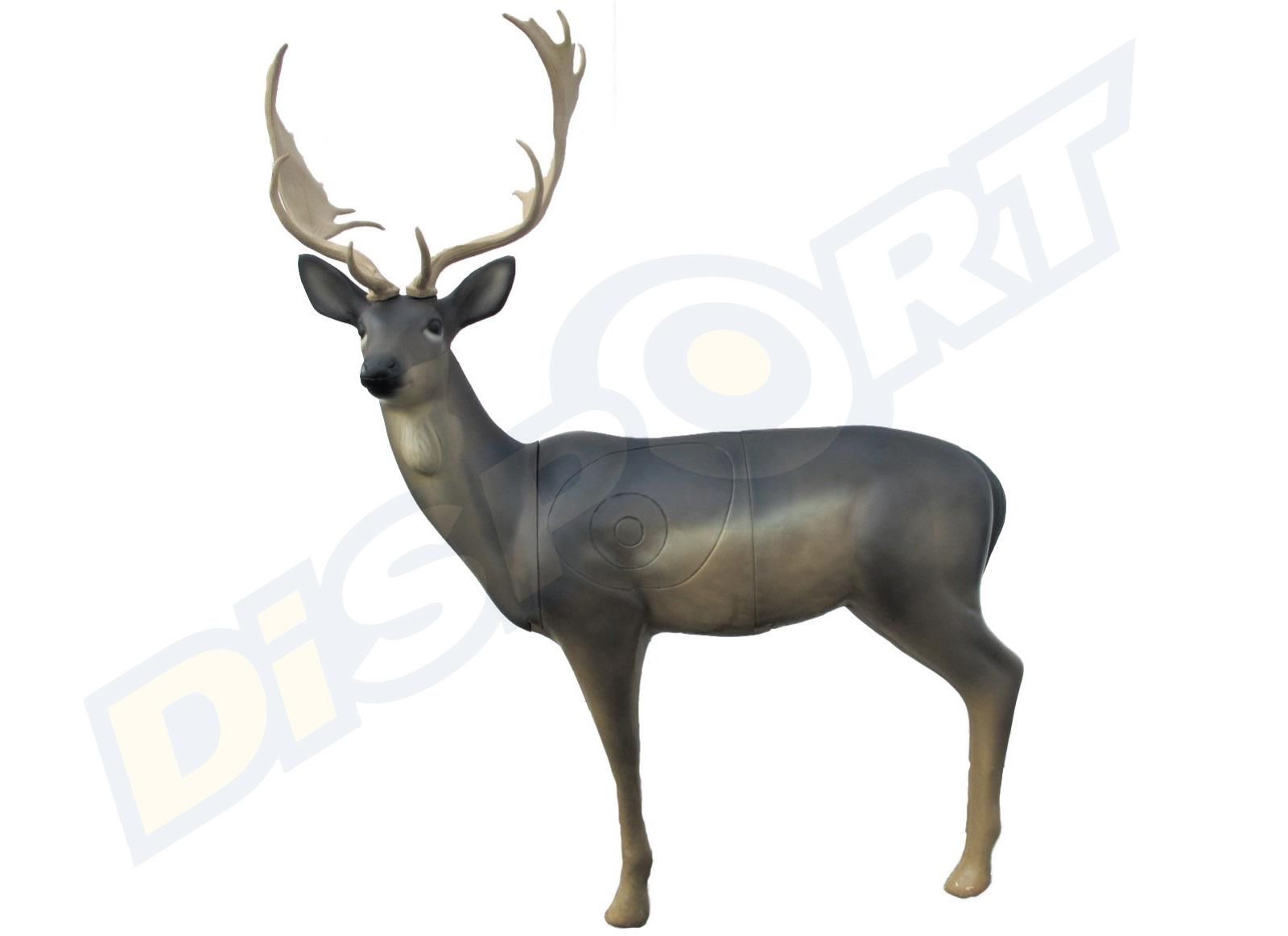 SRT TARGET 3D DAINO MELANICO 08470007