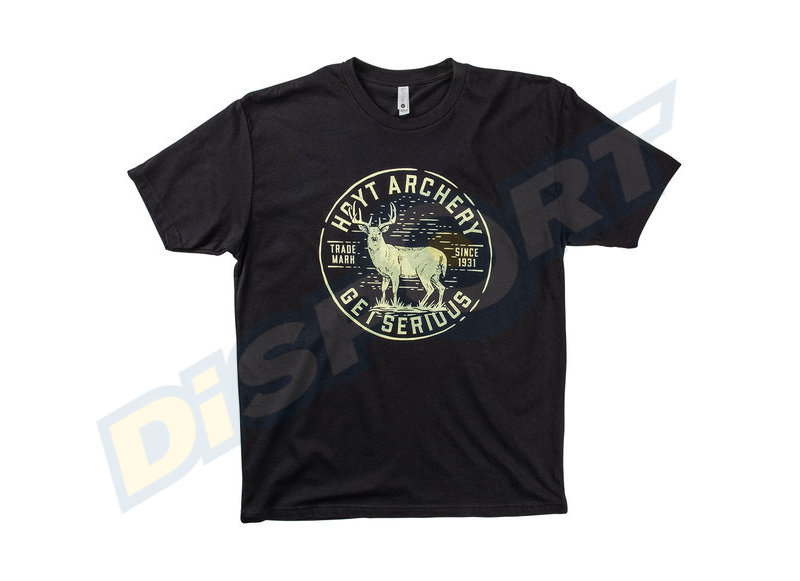 HOYT T-SHIRT UOMO THE VINTAGE BUCK