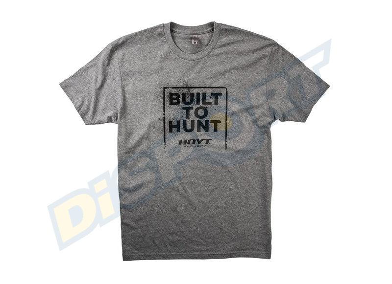 HOYT T-SHIRT UOMO BUILT TO HUNT