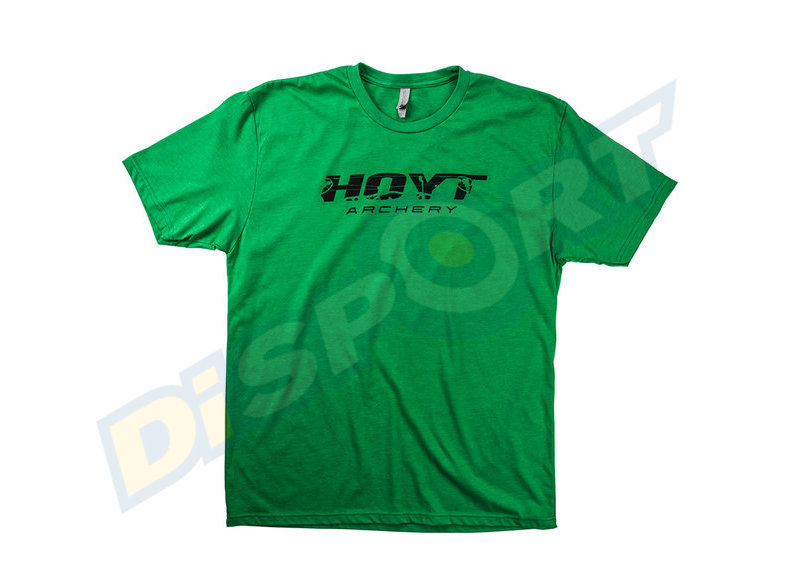 HOYT T-SHIRT UOMO STRUNG OUT GREEN