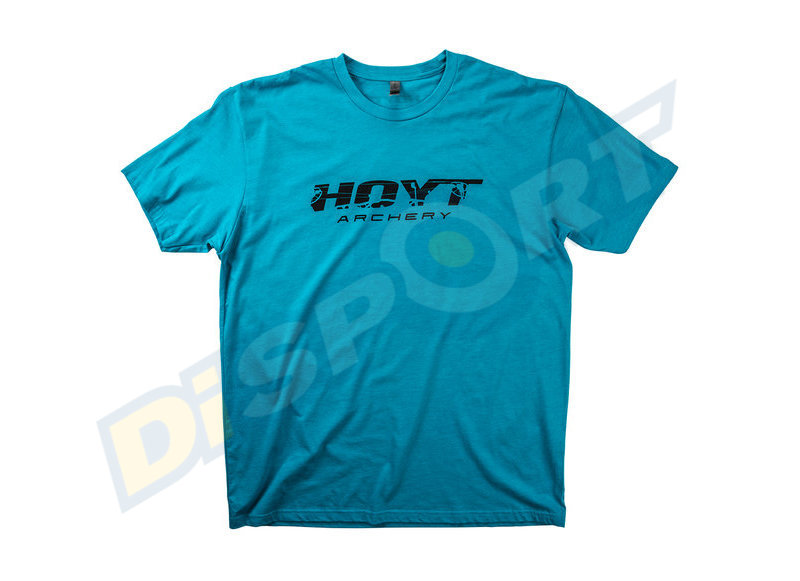 HOYT T-SHIRT UOMO STRUNG OUT BLUE