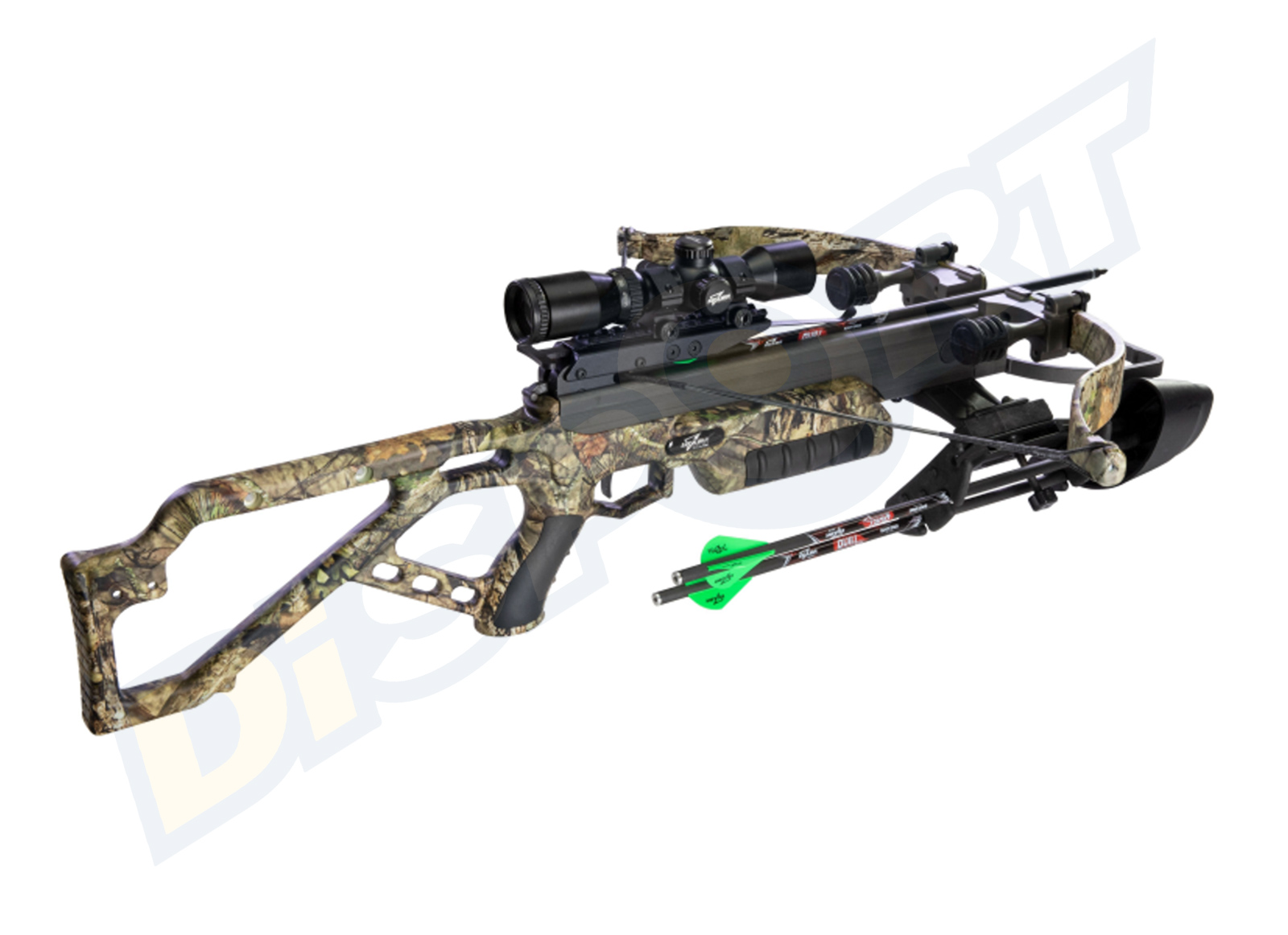 EXCALIBUR BALESTRA MICRO AXE 340 PACKAGE MOSSY OAK COUNTRY