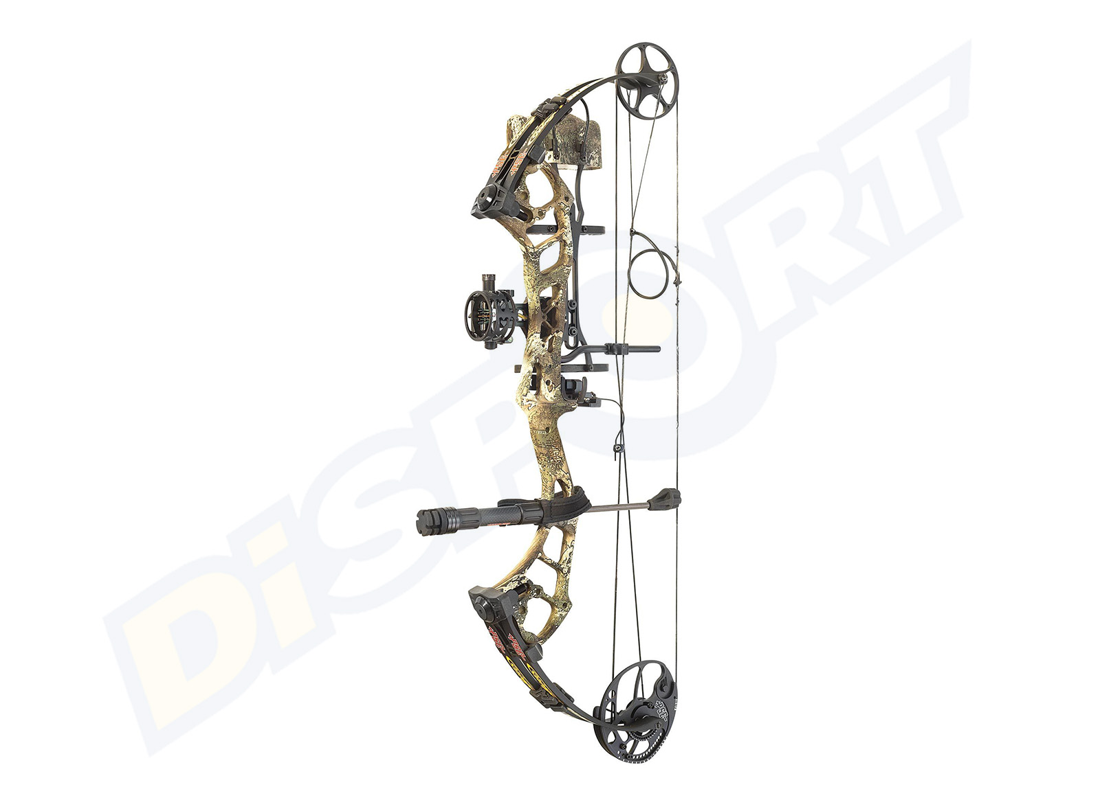 PSE COMPOUND PACKAGE RTS STINGER MAX SS 2020