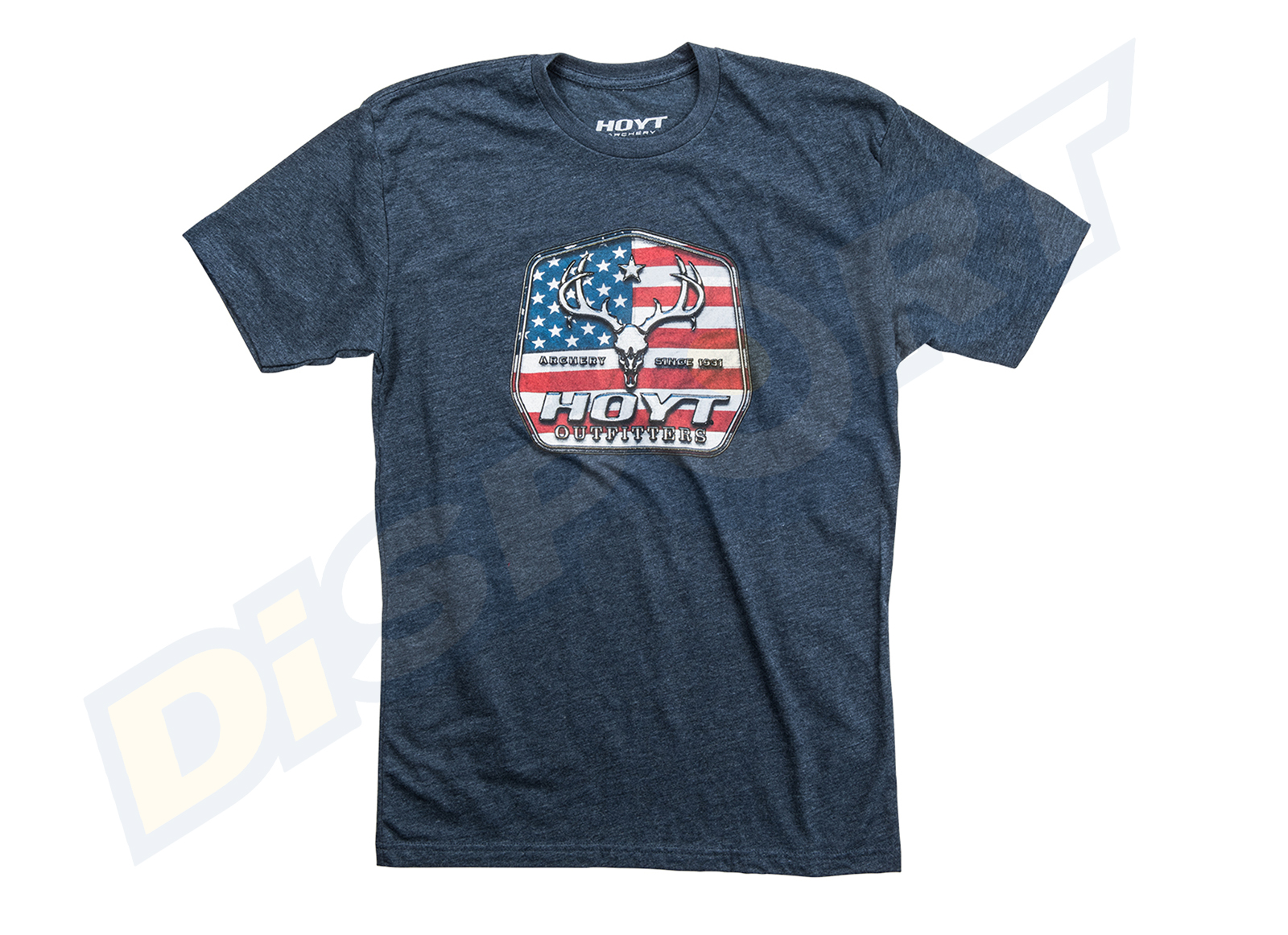 HOYT T-SHIRT UOMO USA HOYT OUTFITTERS