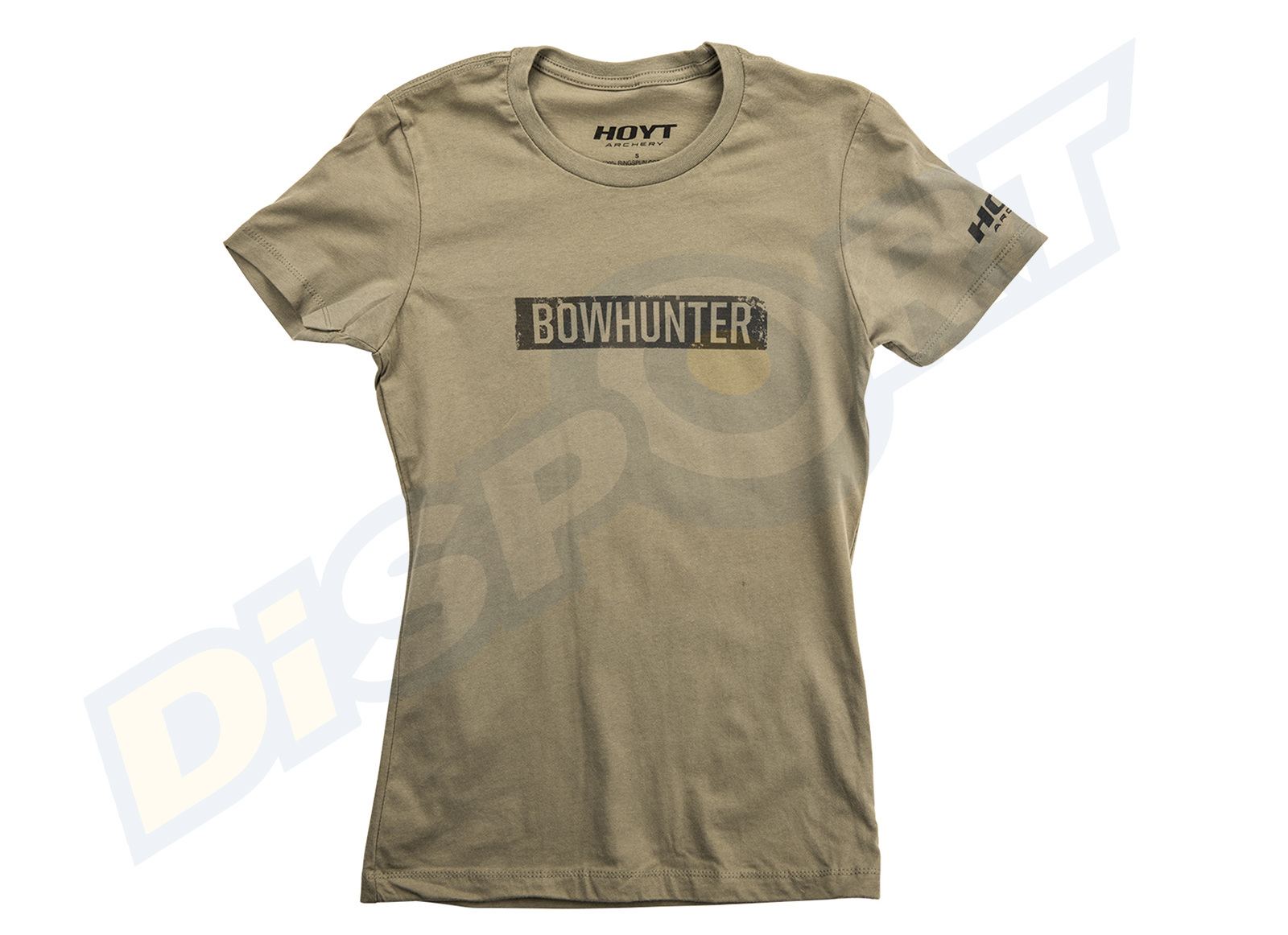 HOYT T-SHIRT DONNA BOWHUNTER