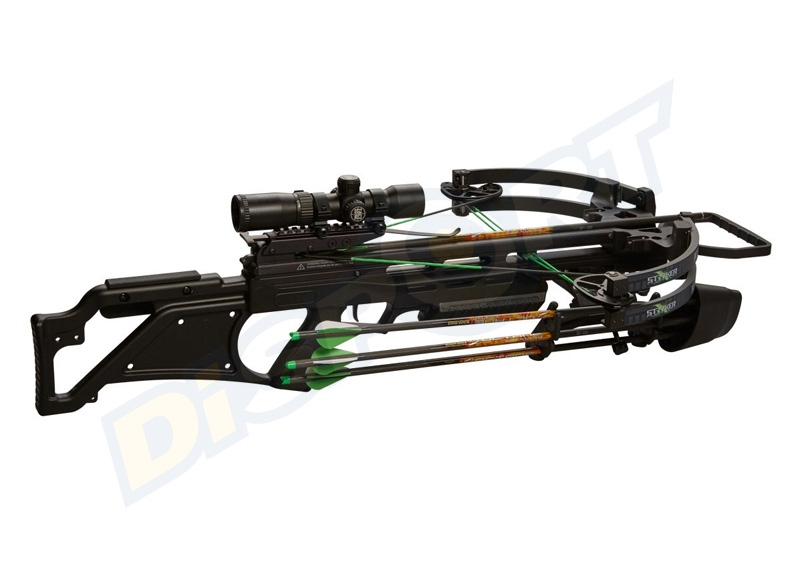 STRYKER BALESTRA KATANA PACKAGES 385FPS/155LBS