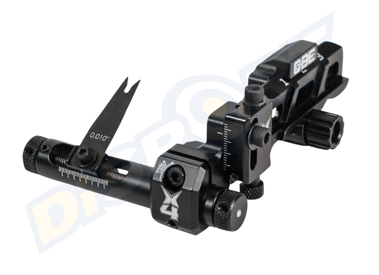 CBE COMPOUND ARROW REST X4