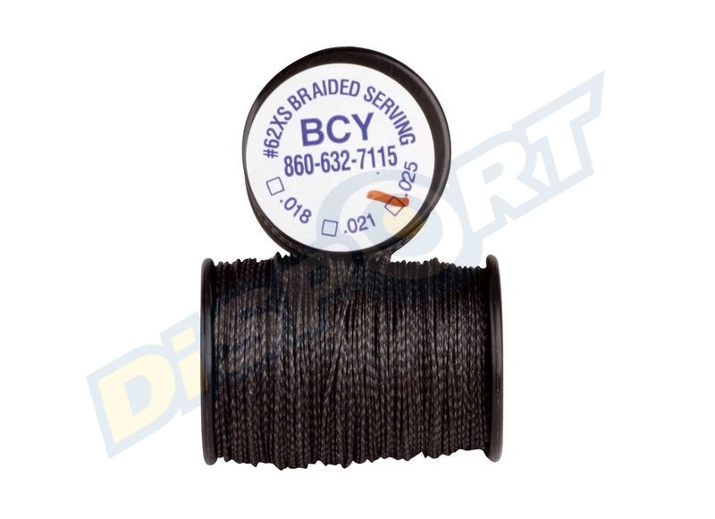 BCY SERVING N.62-XS BRAIDED
