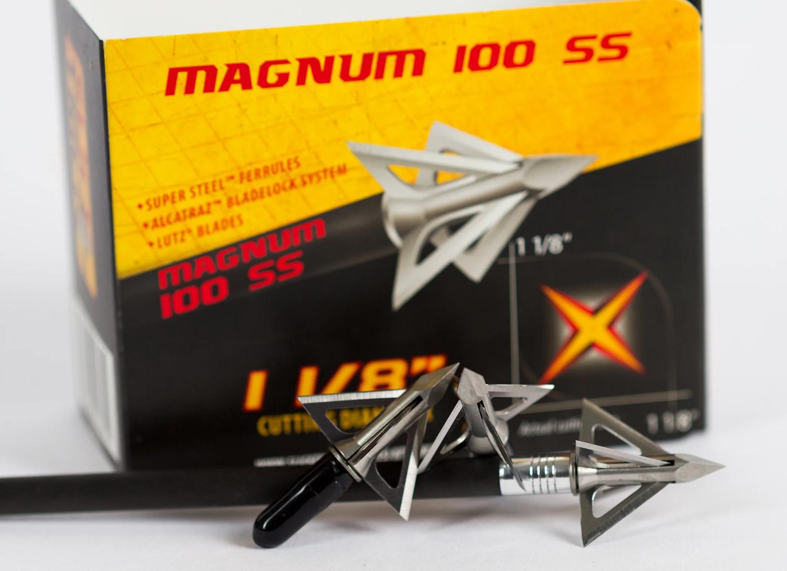 SLICK TRICK PUNTE DA CACCIA MAGNUM PRO SERIES 100GR CONF. 3 PZ