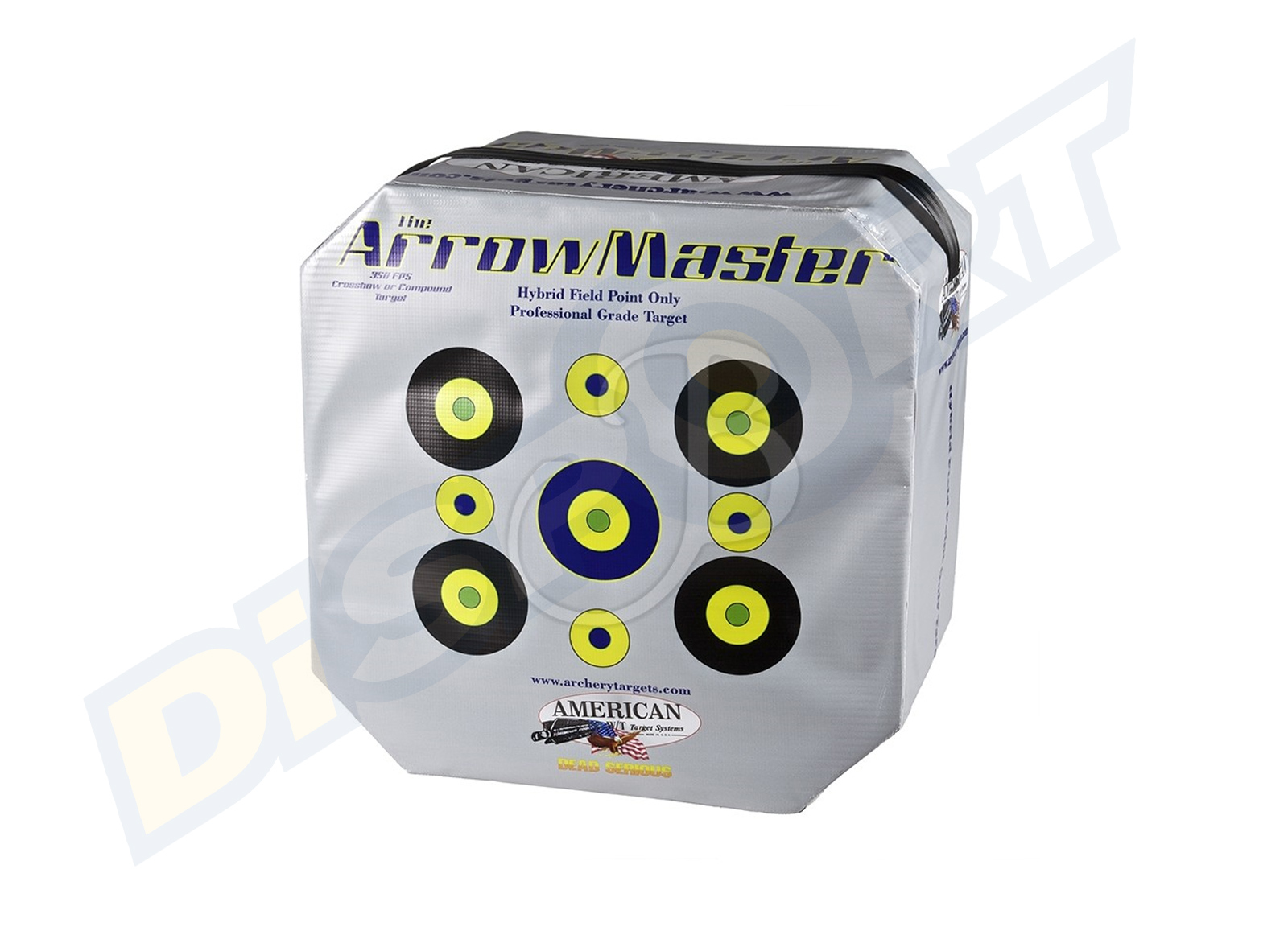 ARROW TARGET CUBO ARROW MASTER 48X48X30CM