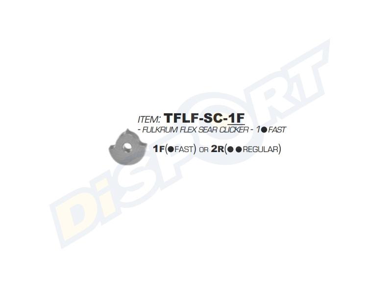 TRU BALL CLICKER FULKRUM VELOCE - TFLF-SC1F FULKRUM SPEED SEAR CLICKER FAST