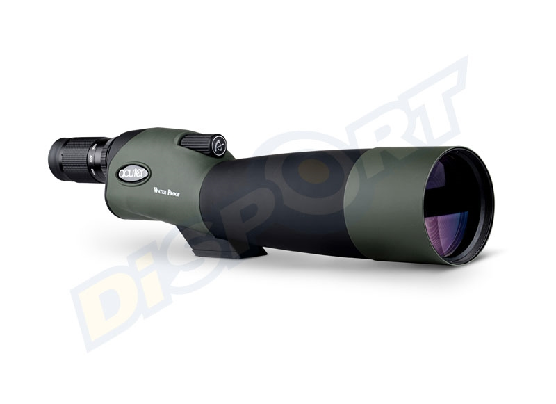ACUTER ANGLED SPOTTING SCOPE WATERPROOF 80A 20-60-80MM