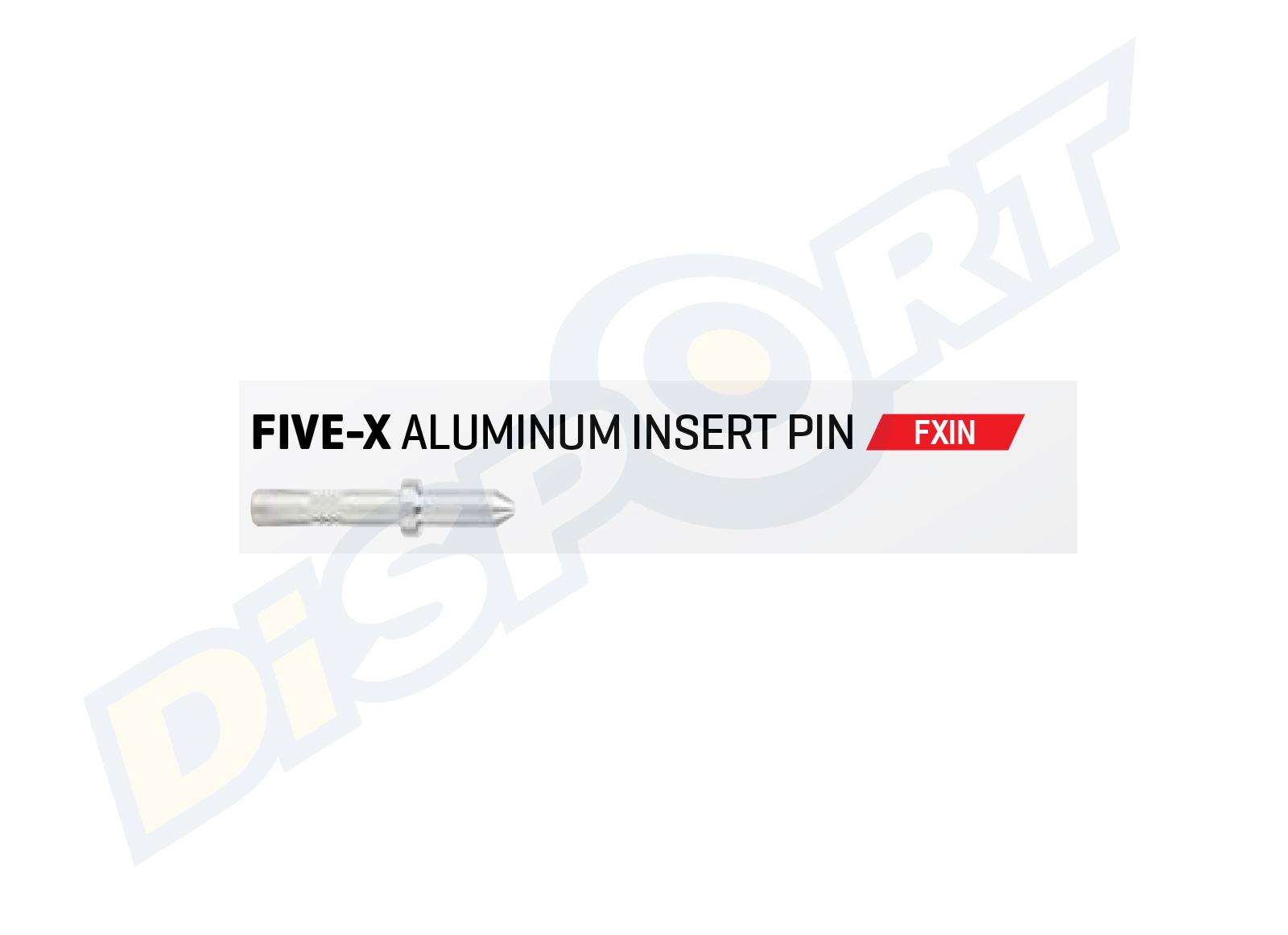 FIVICS PIN ASTA FIVE-X CONF. 12 PEZZI