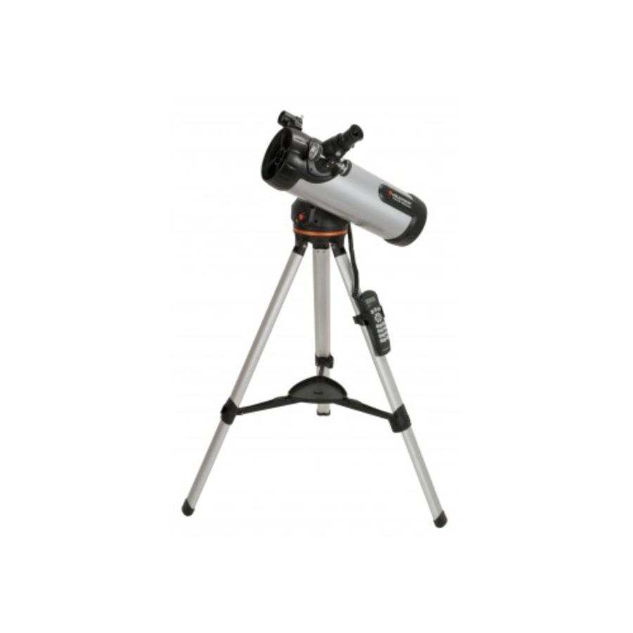 TELESCOPIO CELESTRON KIT LCM114 + ALIM.