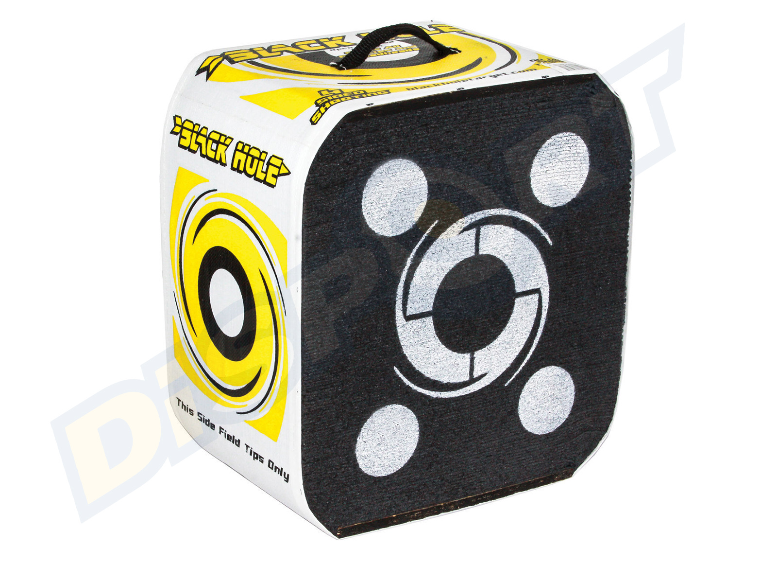 FIELD LOGIC BLACK HOLE TARGETS LARGE 22 - 22''X20''X11''