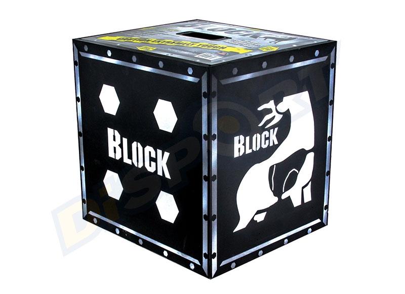 FIELD LOGIC BLOCK TARGET BERSAGLIO PER BALESTRA VAULT MEDIUM 16'' X 16'' X 12''