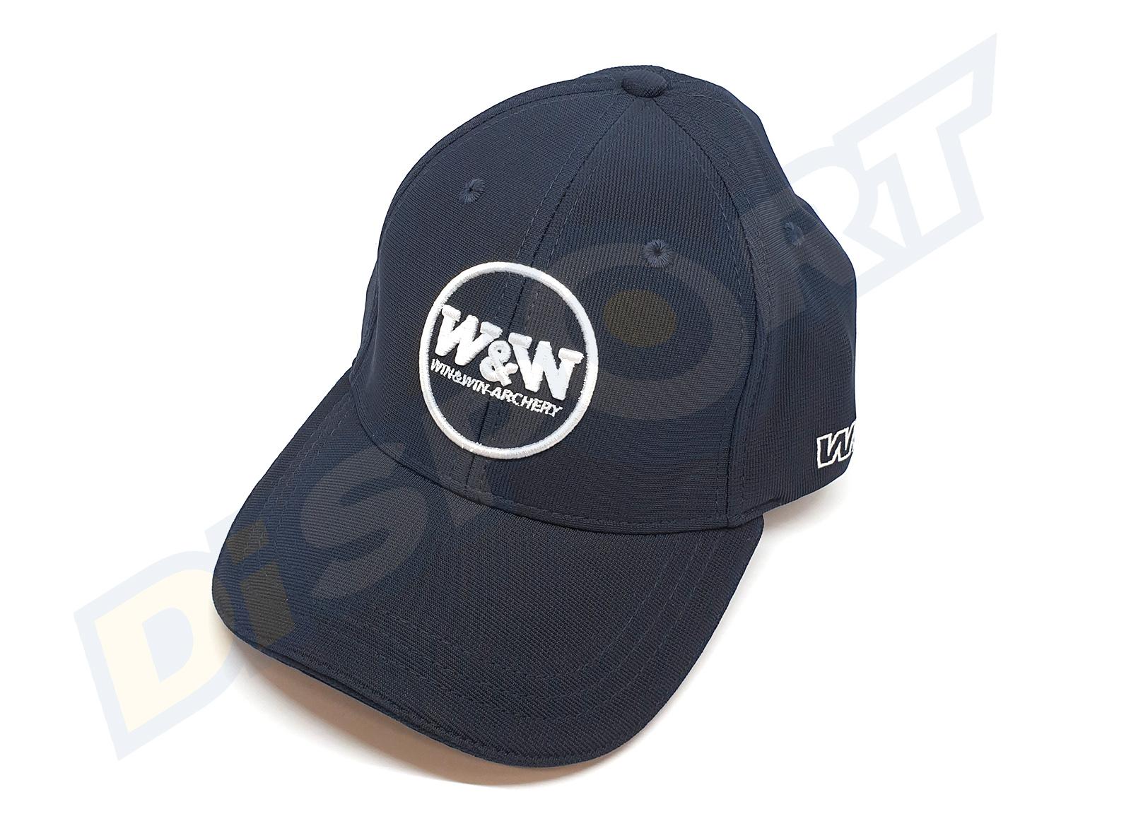 WIN&WIN WIAWIS NAVY BALL CAP