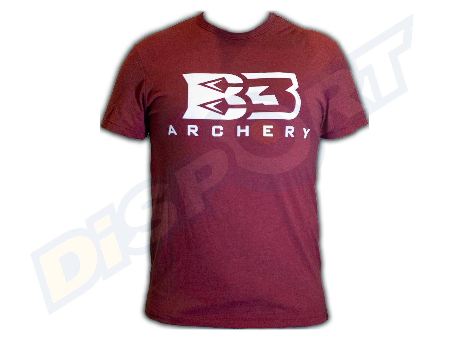 B3 ARCHERY BRAND T-SHIRT TEE
