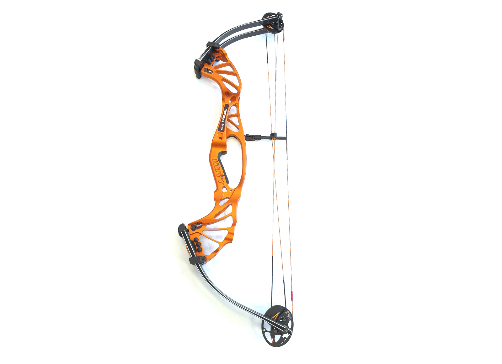 HOYT COMPOUND USATO PREVAIL 37 X3 RH ORANGE 60#