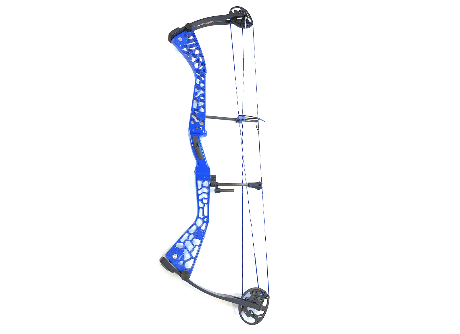 WIN&WIN COMPOUND USATO DRAGONFLY 60# RH BLUE