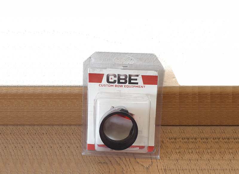 CBE HOUSING SCOPE 1-5/8'' PIN 0.019'' RH LARGE SCOPE GREEN