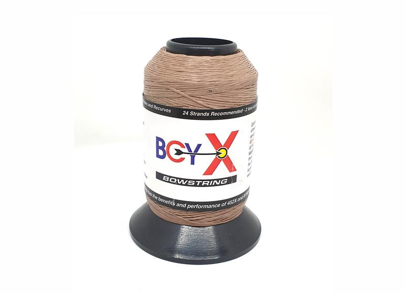 BCY FILATO PER CORDE BCY-X UNIVERSAL 1/8 LIGHT BROWN