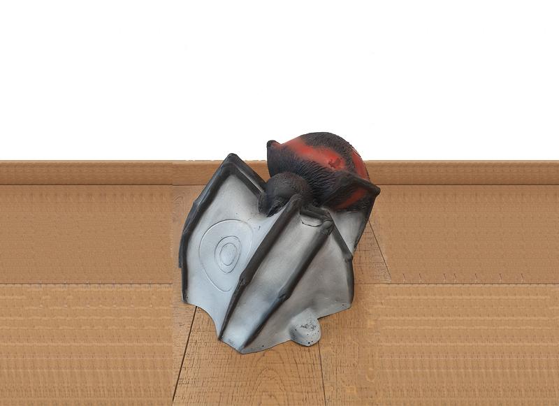 SRT TARGET 3D RAGNO NERO - VEDOVA NERA 08490001