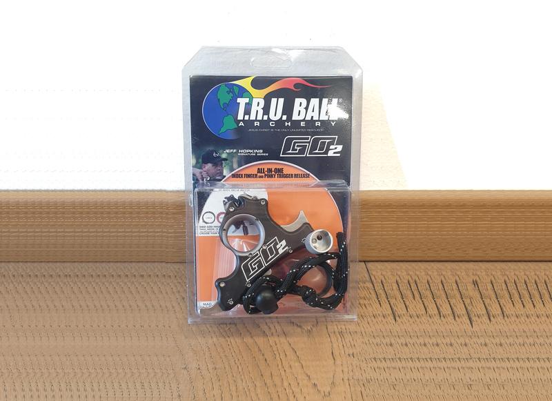 TRU BALL SGANCIO GO2 INDEX/PINKY
