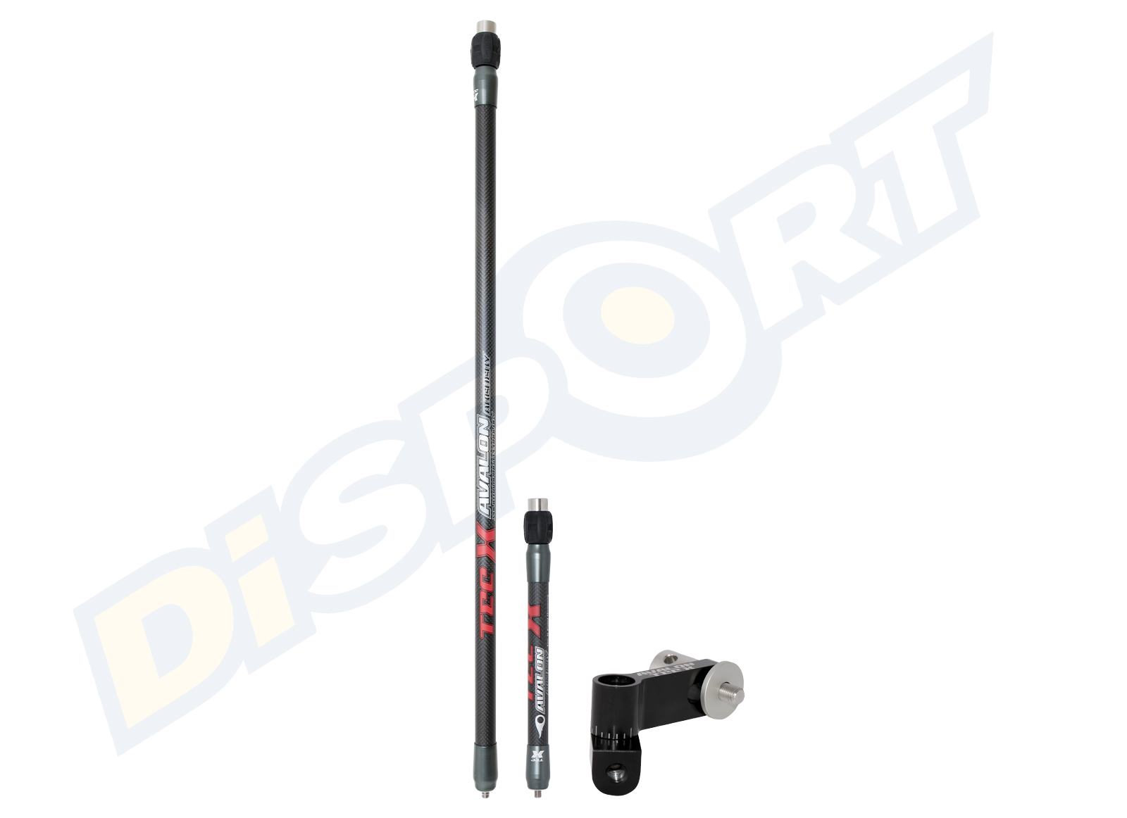 AVALON KIT STABILIZZAZIONE COMPOUND COMPLETA TEC X CON FRONT SIDE BAR