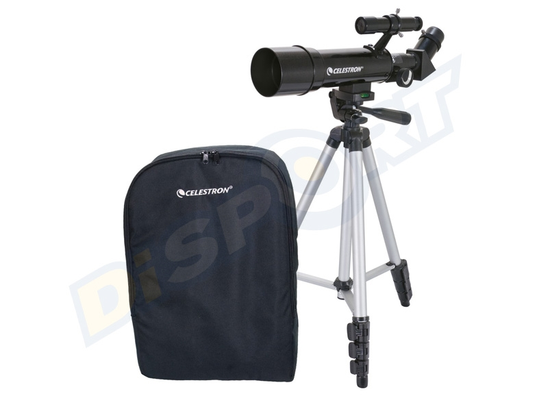 CELESTRON TELESCOPIO TRAVEL SCOPE 50  21038
