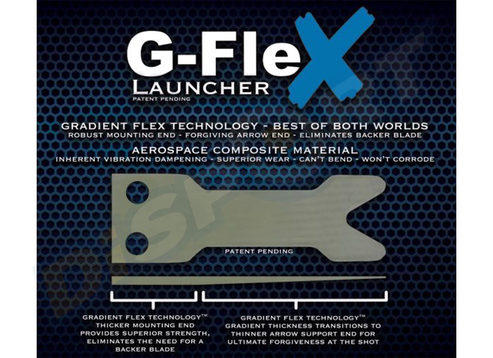 HAMSKEA LAUNCHER BLADE WIDE G-FLEX