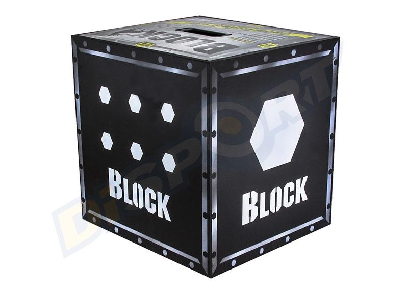 FIELD LOGIC BLOCK TARGET BERSAGLIO PER BALESTRA VAULT LARGE 18'' X 18'' X 16''